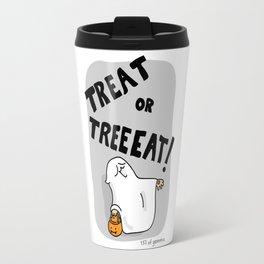 treat or treat! Travel Mug