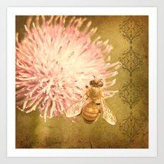 Hymenoptera Art Print