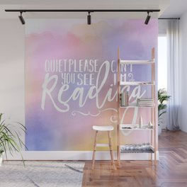 Reading Time Wall Mural