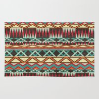 native Area & Throw Rugs featuring Native. by Digi Treats 2