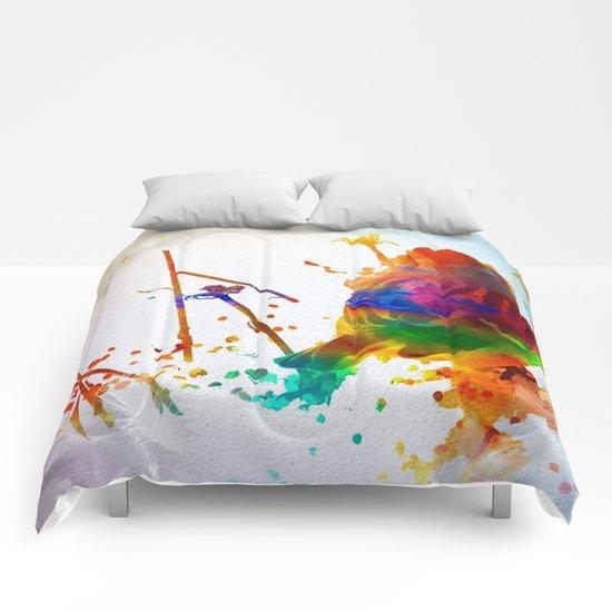 Color VI Comforters