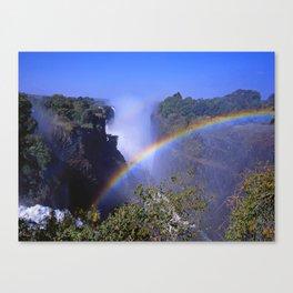 The Victoria Falls Canvas Print