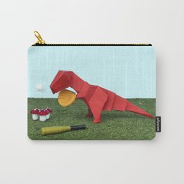 Yes T-Rex can! Carry-All Pouch