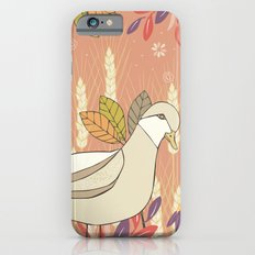Duck in Wheat Field  Slim Case iPhone 6s