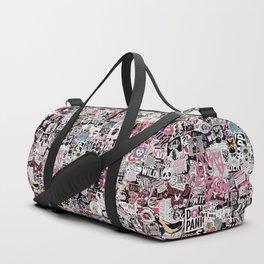 GraffiStickiMania Duffle Bag