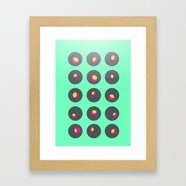 D_GRAU Framed Art Print