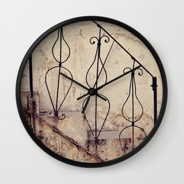 Of Times Gone By Wall Clock