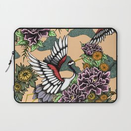Cranes (Pink) Laptop Sleeve