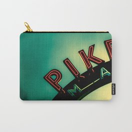 Pike Place Market at Dawn Carry-All Pouch