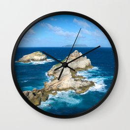 Ends of the world Wall Clock