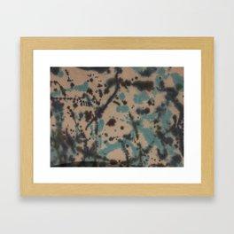 Tye Dye 2 Framed Art Print