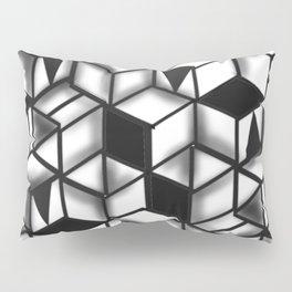Obstacles 3D Pillow Sham