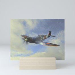 Spitfire Mini Art Print