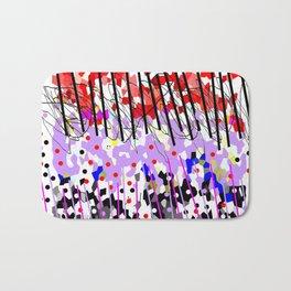 Lines and colors Bath Mat