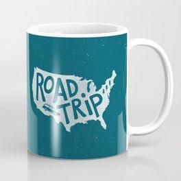 Road Trip USA - reverse Coffee Mug