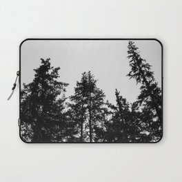 pine tree silos Laptop Sleeve
