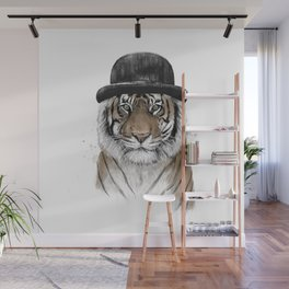 Welcome to the jungle II Wall Mural