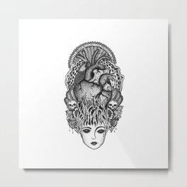 UNREQUITED Metal Print
