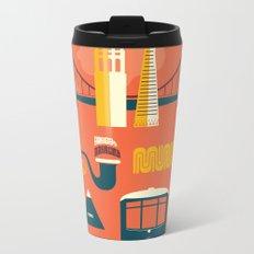 Sanfrancisco Metal Travel Mug