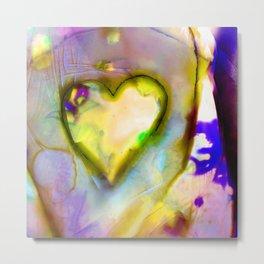 Heart Dreams 4K by Kathy Morton Stanion Metal Print