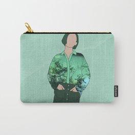 Greenbelt Girl Carry-All Pouch