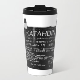 To Katahdin Travel Mug