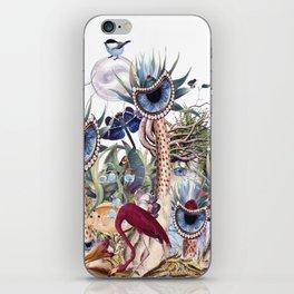 Magic Garden IV iPhone Skin