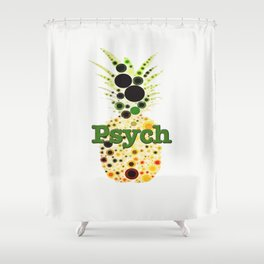 Pineapple Anyone? Shower Curtain