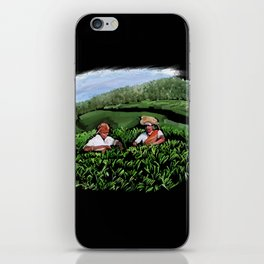 99 - Kerala tea estates… iPhone Skin