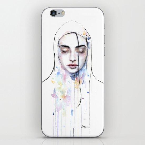 Habibi (nudity) iPhone & iPod Skin
