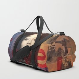 Music Saved My Life by T'Mculus' Soul Duffle Bag