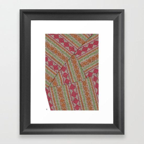 Winter lovers VII Framed Art Print
