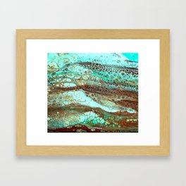 Abstract Annemarie Framed Art Print
