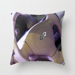 Chery QQ Electric Steering Wheel II Throw Pillow
