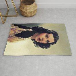 Hedy Lamarr, Actress Rug