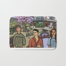 DISTURBIA Bath Mat