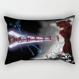Red Elite - speed painting Rectangular Pillow