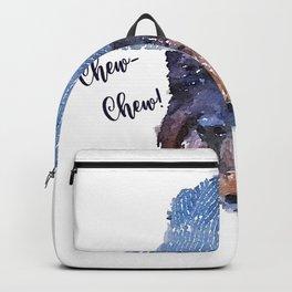 Chew Chew! Backpack