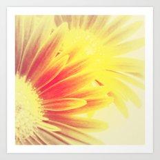 FLOWER 024 Art Print