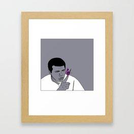 Ali Framed Art Print