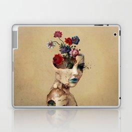 Broken Beauty Laptop & iPad Skin