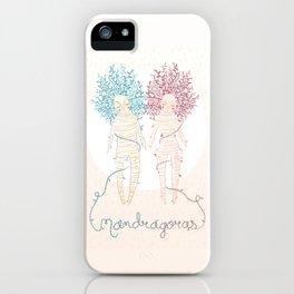 Mandrágoras iPhone Case