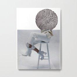 #Obsession n°34 Metal Print