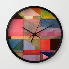 klee words Wall Clock