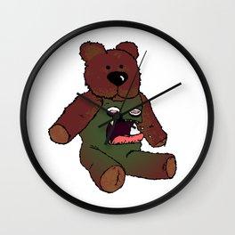 Sainte Ludivine Wall Clock