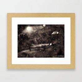 Poster - Playground Framed Art Print