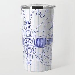 Uni-Doodle #5 Travel Mug