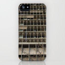 Hostile Hostel iPhone Case