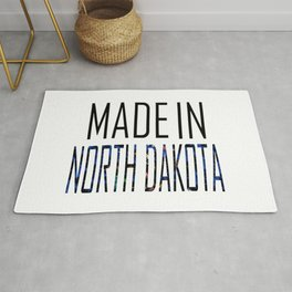 Made In North Dakota Rug