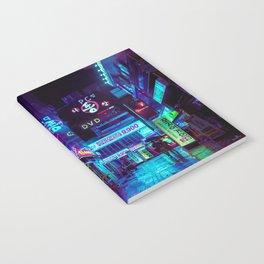 Jongro Nights Notebook